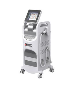 Alta calidad médica CE aprobación 755nm + 808nm + 1064nm Diodo Láser Depilación láser equipo de belleza máquina Alexandrite láser máquina