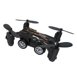 Flytec sbego 132 Dual Mode 2.4G 4CH Air Ground Macchina Volante RC Quadcopter rtf - Nero