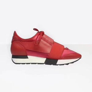 New Popular Designer High Quality Man Woman's Fashion Low Cut Lace Up Breathable Mesh Sneaker Shoe Outdoors Race Runner Casual Shoes f3g