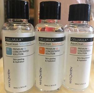 Aqua Clean Solution / Aqua Peel konzentrierte Lösung 50 ml pro Flasche Aqua Facial Serum Hydra-Gesichtsserum für die Hydro-Gesichtsdermabrasion