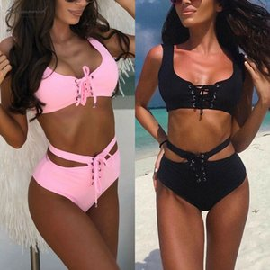 Designer Swimsuit Womens Bikini Set Push Up Padded Swimwear Bikinis Swimsuit Beach Bathing Suit Brazilian Drop Shipping Good Quality