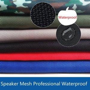 heap Accessories 1.4 Meter*0.5Meter Speaker Waterproof Soundproof Mesh Cloth Bluetooth Speaker Outdoor Waterproof Engineering Dust Home ...