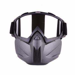 Kayak Snowboard Gözlük Yüz Maskesi Kar Kayak Gözlükleri Kar Araci Gözlük kayak Maskesi Snowboard Gözlük Rüzgar Geçirmez Motocross Güneş Gözlüğü Açık Göz