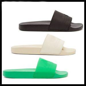 7 цветов мужские роскошные женские сандалии для бассейна, удобные литые стельки и дышащий открытый палец