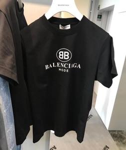 2019 Damen Designer-T-Shirts der Frauen Designer Kleidung Top-Shirts Kurzarm Frauen Kleider Größe S-XL