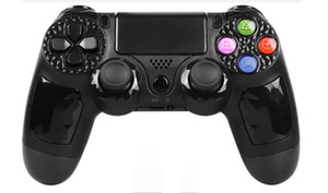 New colors for PS4 Wireless Bluetooth Controller Vibration Joystick Gamepad Game Controller for Sony Play Station With box Dropshipping 20X