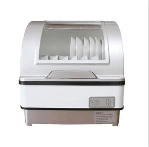 Автоматическая посудомоечная машина полностью автоматическая настольная стиральная машина бытовая установка BrushFree посудомоечная машина домашняя Полноавтоматическая настольная тарелка чаша