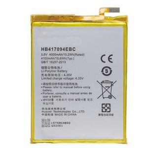 батарея большой емкости 4000mAh HB417094EBC для батареи телефона Ascend Dove 7 Mate7 MT7 TL00 TL10 UL00 CL00 мобильной