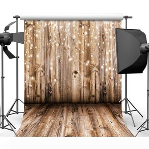 300 cm wooden backdrop Vinyl Photography Background Wood Floor Pattern Photography Backdrops Home Decor Wallpapers Studio Props 10x10Ft