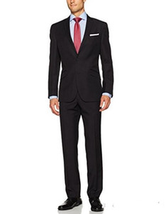 custom made Pure suit men's suits, do manual work is delicate, decent, long-sleeved jacket and pants for the groom's best man suit custom