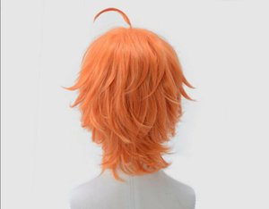 Einzelheiten zu den Angels of Death Edward Mason Perücke Männer Harajuku Kurzes Haar Toupet Perücken 28cm