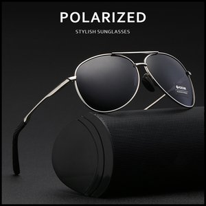 Polarized Sunglasses Men 2019 KDEAM Pilot Classical Sunglass Sports Driving Sunglasses UV400 Male Eye protection Mirror KD8013