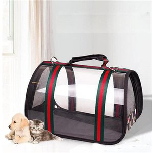Calle perro Portadores transpirable gato del perro Universal Bolsas exterior seguro y conveniente de viajes deporte debe Pet Supplies