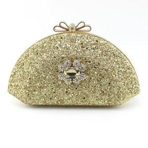 Fashion Pyramid Crystal Clutch Evening Bags For Women 2020 Evening Wedding Wristlets Handbags