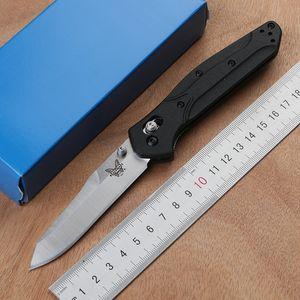 Kelebek BM 940/550/551/58 D2 Bıçak Katlanır Bıçak Naylon cam elyaf kolu Bakır yıkama avcılık açık kamp Cep Survival EDC Bıçaklar