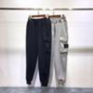Tide brand luxury designer men tide brand designer men luxury 20SS Stone Compass mark printing Fashion pants Street hip hop trend trousers