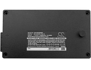 كاميرون الصينية 2500MAH بطارية 100-001-885، BC-GF500، FUA15 (الأسود أو البرتقالي) لغروس فونك كرين التحكم عن بعد، GF500