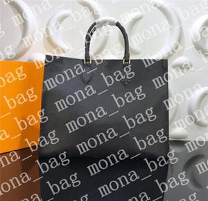 Christmas gifts For Women Large Capacity Shopping Bag Luxury Handbags Women Bags Designer Handbag Multicolored Luxury Handbag M44674 M44675