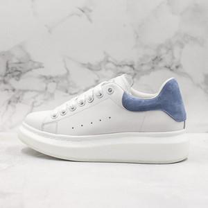 ultime scarpe da uomo firmate Scarpe da uomo in vera pelle Designer di lusso sneakers 15 colori Taglia 35-44 modello LB04