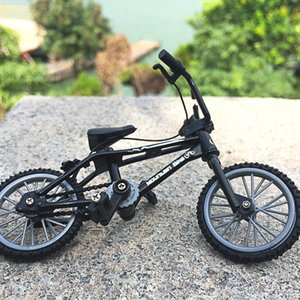 Mini Finger Finger biciclette giocattoli creativi barretta della lega Mountain Bike bambini Grownup BMX Fixie biciclette regalo Toy Scooter