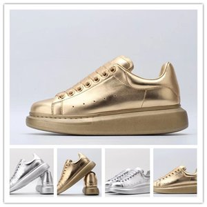 Luxury Designer Casual Shoes Cheap Best High Quality Mens Womens Fashion Sneakers Wedding Shoes All 25 Colors European Fashion Style w86