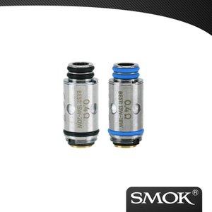 Autentica SMOK OFRF nexMESH Coil 0.4ohm A1 / SS316 nexMESH bobine per Smok OFRF nexMesh Pod Kit 100% originale