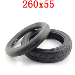 260x55 tyre / tireinner tube fit Children tricycle, baby trolley, folding baby cart, electric scooter, children's bicycl260 * 55