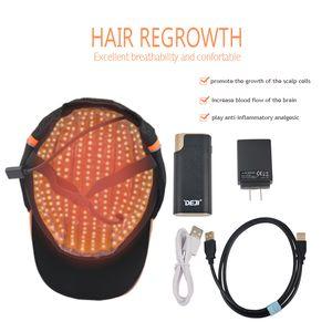 276 diodo Laser Hair Cap Growth Anti-depilação a Laser Cap Capacete para Cap Growth do cabelo LED Cuidados