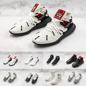 Box ile Erkek Tasarımcı Sneakers Kusari II Moda Y3 Erkek Ayakkabı Günlük Eğitmenler