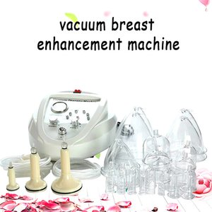 2020 Best Selling Vacuum Therapy Machine Desktop Breast Cup Enhancement Massage Sucking Cupping Nursing Breast Enhancer Instrument