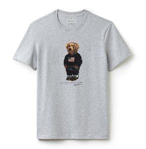 camisa de la ropa del verano T básico de los hombres con Sada ocasional del algodón de manga corta blanca Negro gris gym con estilo ocasional Tops T-Run Pequeño M120