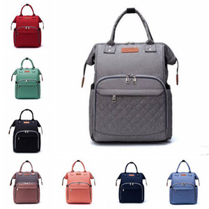 Mummy Baby Nappy Diaper Brand Fashion D6262 Designer Maternity Bags Backpacks Outdoor Tote Handbags Changing Travel Bag Backpack Nursin Xmuq