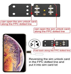 Оригинал RSIM14 Разблокировать SIM-карту R-SIM 14 ДЛЯ IPHONE 6 7 8 PLUS X XR XS XSMAX RSIM Card Tool