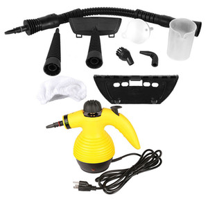 Home için 1050W Portatif Buharlı Temizleyici Fonksiyonlu HTHP Steamer Ev Buhar Temizleyici 110V / 220V hazırlayın