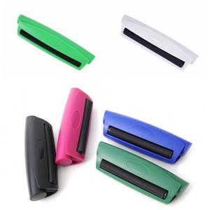 Koni Şekilli Sigara Merdane Plastik Renk Karışık Sigara Sarma Makinesi Manuel Puro Maker Filtre Aracı Yenilikçi Tasarım 4 3ds2 E1