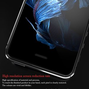 Tempered Glass On The For Apple iPhone 6 7 8 Plus Screen Protector 9h Anti Blue Light Protective Film Glass For iPhone X Xr Xs Xmax A5