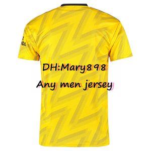 Cualquier hombre temporada de manga corta camiseta de fútbol de nombre / número de la costumbre y / necesidad de contactar mensaje si hay inventario