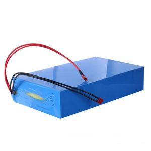 60V 18AH Elektroroller Batteriesatz 60V 1500W Elektro-Fahrrad-Batterie 60V Akku für 1500W Roller mit 30A BMS 2A Charger