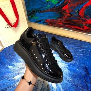 Da Uomo Di scarpe Design formateurs de la chaîne plate-forme de réaction scarpe MQ chaussures unisexe haut chaussures de qualité baskets de la plate-forme en cuir