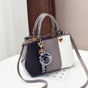 Women Bags Handbags Women Messenger Bags Cover Rivet Bag Girls Fashion Shoulder Bag Ladies PU Leather Handbags