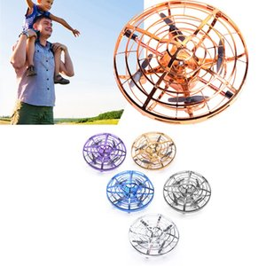 Kids Funny Hand-Controlled Flying Ball Toys Interactive Infrared Induction Helicopter Ball with 360 Rotating Shinning LED Lights