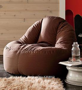 sacchetto impermeabile nuovo bean in Living Room MAGIC SEAT zac Shell Comfort Bean Bag copriletto Senza Filler Mobilio per l'esterno