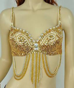 Soutien-gorge à pendentif en daim Festival Rave Outfit pour femmes
