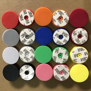 Multicolor Universal-Handy-Halter mit OPP Beutel Echt 3M Kleber Erweiterbare Grip Ständer 360-Grad-Finger-Halter-Air Bag 7 Farben