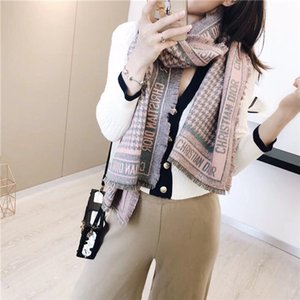 Wholesale-Cashmere Designers scarves for men and women shawls Autumn and winter classic Scarves Long shawl size 180cm - 70cm
