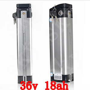 700 W 36 V 18ah para uso Samsung 3000 mah célula de bateria a energia da bateria de lítio bicicleta elétrica da bateria carcaça de Alumínio
