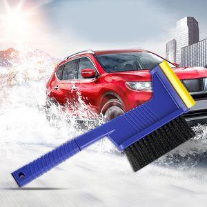 Car Snow show Tool Multifunced Scraper Safety Hammer 11 * 37cm