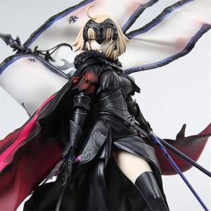 Tronzo destino Gran Orden Jeanne D'Arc Alter Figura PVC Modelo de Acción Juguetes FGO Avenger Jeanne Alter figura muñeca de colección Juguetes