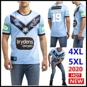 2020 nsw Blues zu Hause WECHSELN Jersey holden nswrl Ursprüngen Rugbyjerseys New South Wales Rugby League Trikot Shirt s-5xl