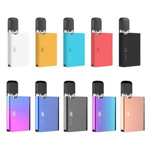 OVNS JC01 Pod Kits de inicio vacíos 400mAh con apariencia delgada en forma de tarjeta compatible con JC01 Ceramic Tank JC01 Vape Pods Vape Pen